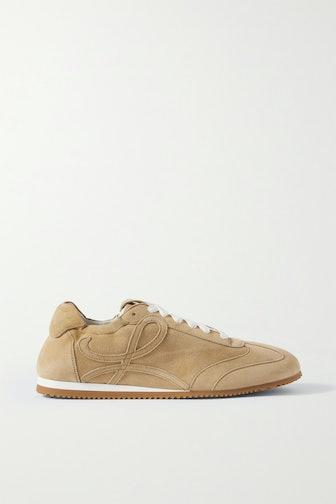Ballet Suede Sneakers