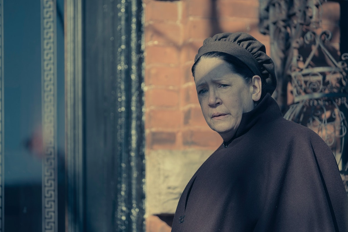 Aunt Lydia in 'The Handmaid's Tale'