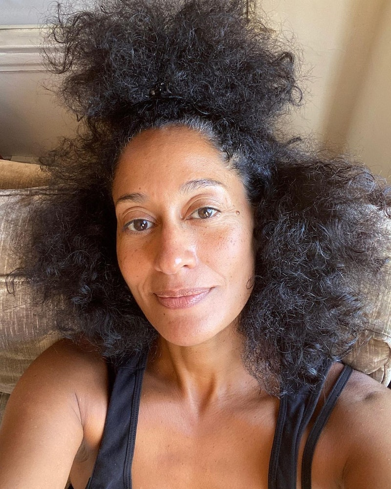 Celebrities going gray, including Tracee Ellis Ross.