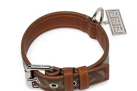 Fendi Dog Collar