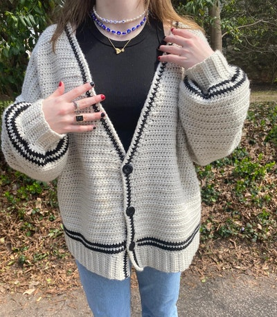Taylor Swift Inspired Folklore Cardigan