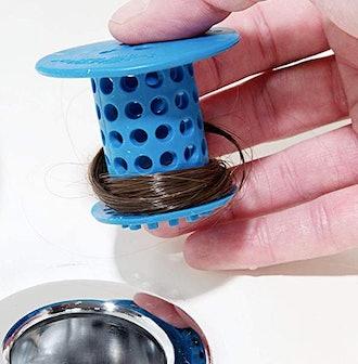 TubShroom Tub Drain Protector & Hair Catcher