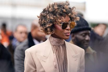 Naomi fashion week
