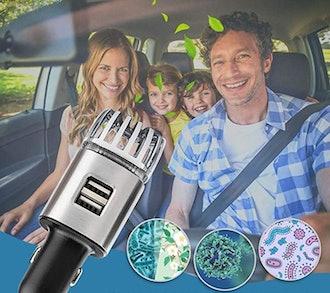 4WDKING Car Air Purifier