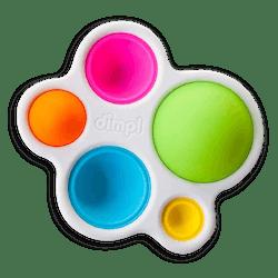 Fat Brain Toys Dimpl Sensory Toy