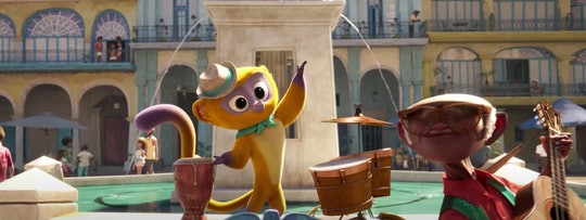 Lin-Manuel Miranda stars as Vivo in the new Netflix animated film, 'Vivo.'