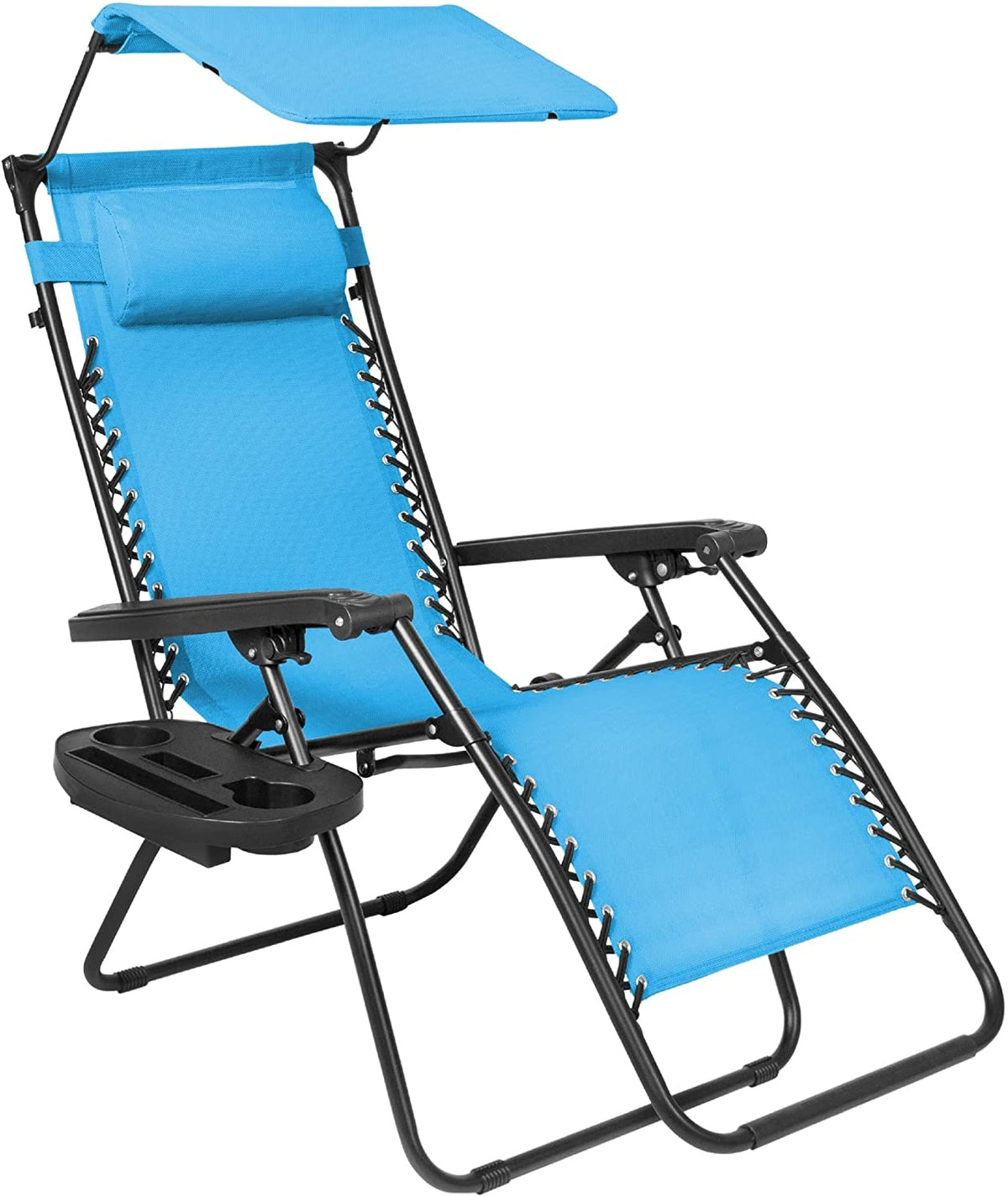 Best Choice Products Zero Gravity Recliner With Canopy