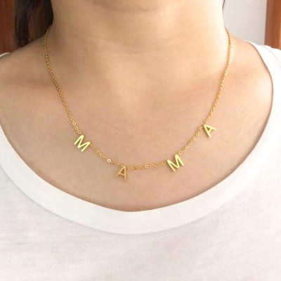 Aneya Accessories Mama Necklace