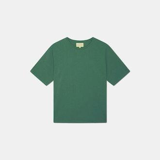 LouLou Studio Lipari Cotton T-Shirt