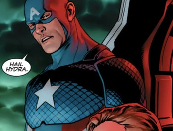 Captain America, HYDRA agent.