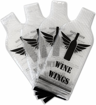Wine Wings Reusable Bottle Protector