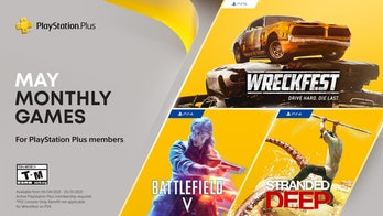 PS Plus May 2021: Wreckfest, Battlefield 5, and Stranded Deep