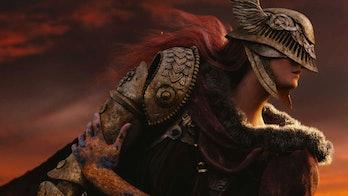 elden ring red haired hero