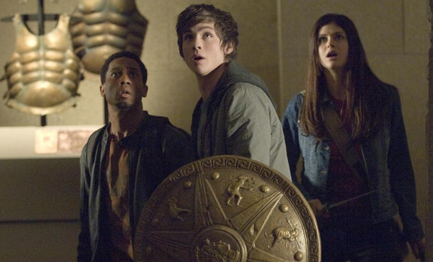 Disney+'s 'Percy Jackson' series is casting Percy, and will then cast Annabeth and Grover.