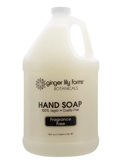 Ginger Lily Farms Liquid Hand Soap Refill