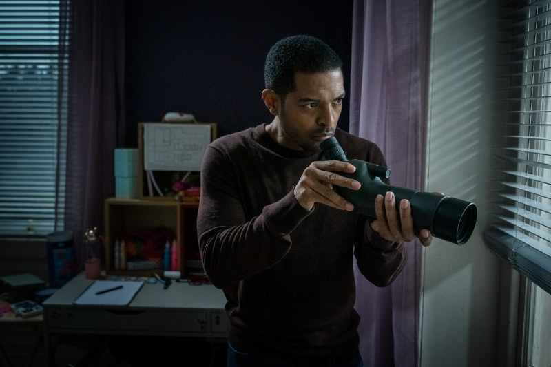 NOEL CLARKE as DC Martin Young in ITV's Viewpoint
