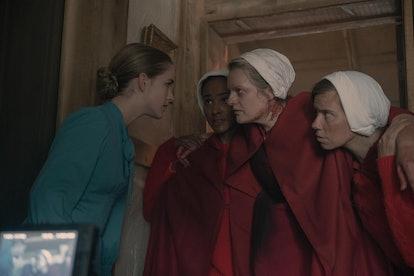 Mrs. Keyes in 'The Handmaid's Tale Season 4