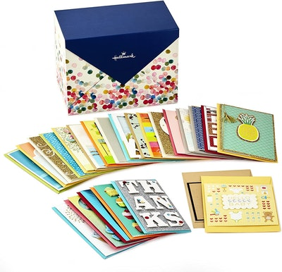 Hallmark Boxed Set of Assorted Greeting Cards (Pack of 24)