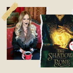 Shadow and Bone author Leigh Bardugo