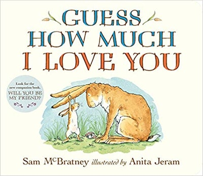 """""""Guess How Much I Love You"""""""