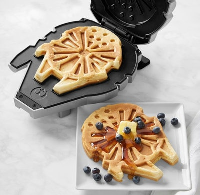 'Star Wars' Millennium Falcon Waffle Maker