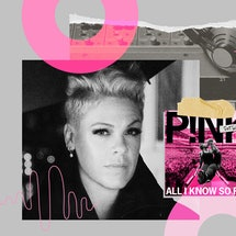Pink recently released her first-ever live album, accompanied by a documentary.