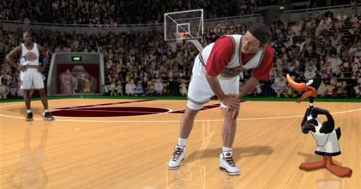 Bill Murray's worn Air Jordan sneakers from 'Space Jam' are up for ...