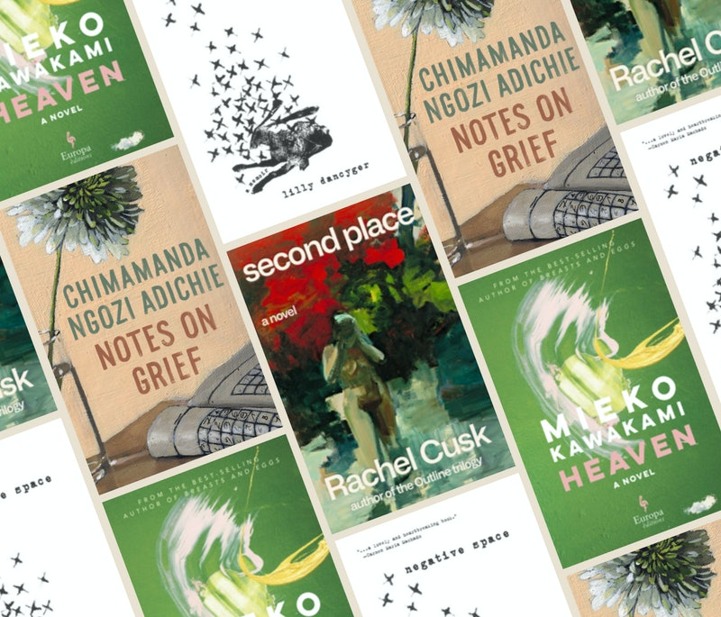 Books releasing in May 2021, including Rachel Cusk's 'Second Place' and Mieko Kawakami's 'Heaven.'