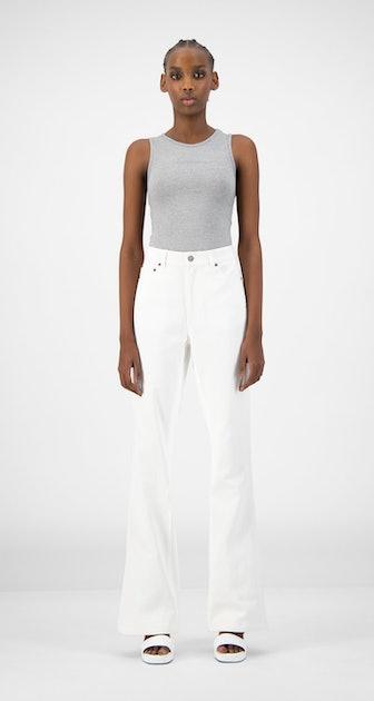 White Kefla Pants