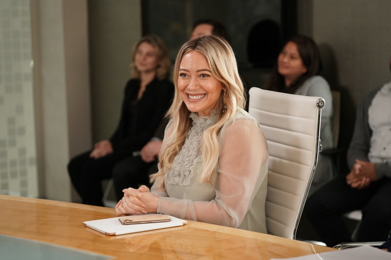 Hilary Duff in Younger via the ViacomCBS press site