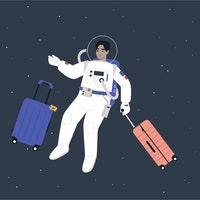 Is the era of space tourism finally here?