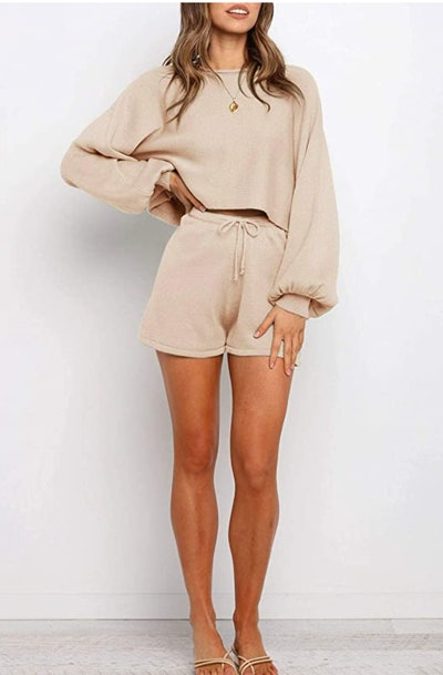 ZESICA Lounge Outfit (2 Pieces)