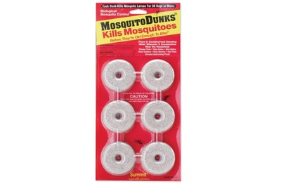 Summit Responsible Solutions Mosquito Dunks (6-Pack)