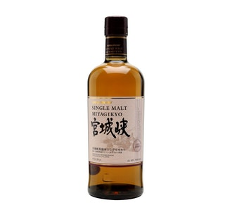 Miyagikyo Single Malt Japanese Whiskey