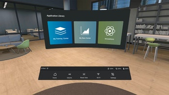 Oculus for Business headsets are aimed at enterprises and don't require a Facebook account.