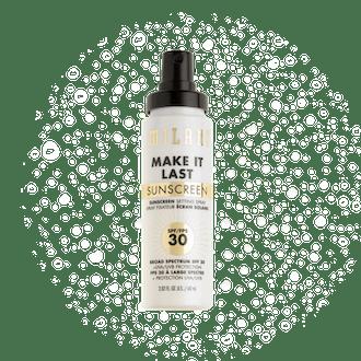 Make It Last Setting Spray SPF 30
