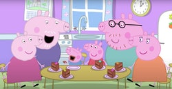 The beloved children's show 'Peppa Pig' is one of many fun shows for kids on Amazon Prime.