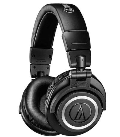 Audio-Technica Wireless Bluetooth Over-Ear Headphones