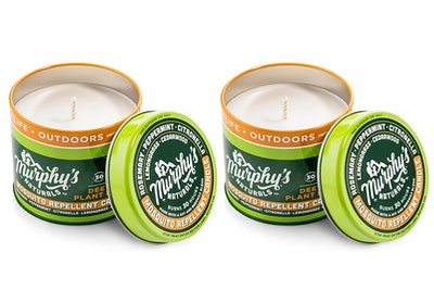 Murphy's Naturals Mosquito Repellent Candle (2-Pack)