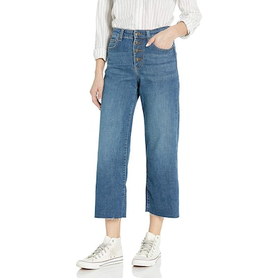 Goodthreads High-Rise Wide-Leg Cropped Jeans