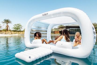 FUNBOY Giant Cabana Dayclub Pool Float