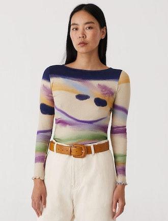 Nucleo Long Sleeve Top