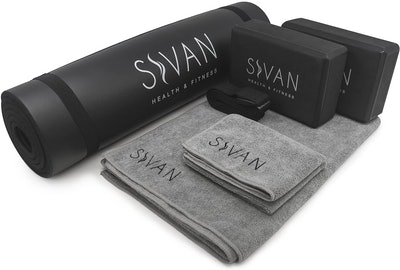 Sivan Health And Fitness Yoga Set (6 Pieces)