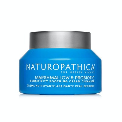 Naturopathica Marshmallow & Probiotic Sensitivity Soothing Cream Cleanser