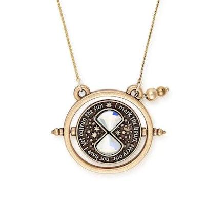 Harry Potter Time Turner Spinner Necklace