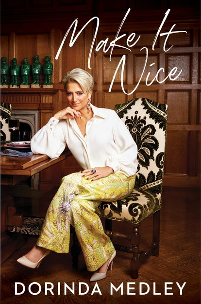 The cover art for Dorinda Medley's book, 'Make It Nice'