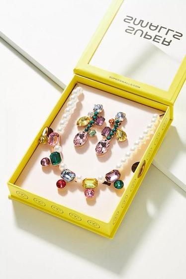 Super Smalls Technocolor Jewelry Set