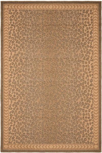 Safavieh Courtyard Candace Cheetah Print Rug