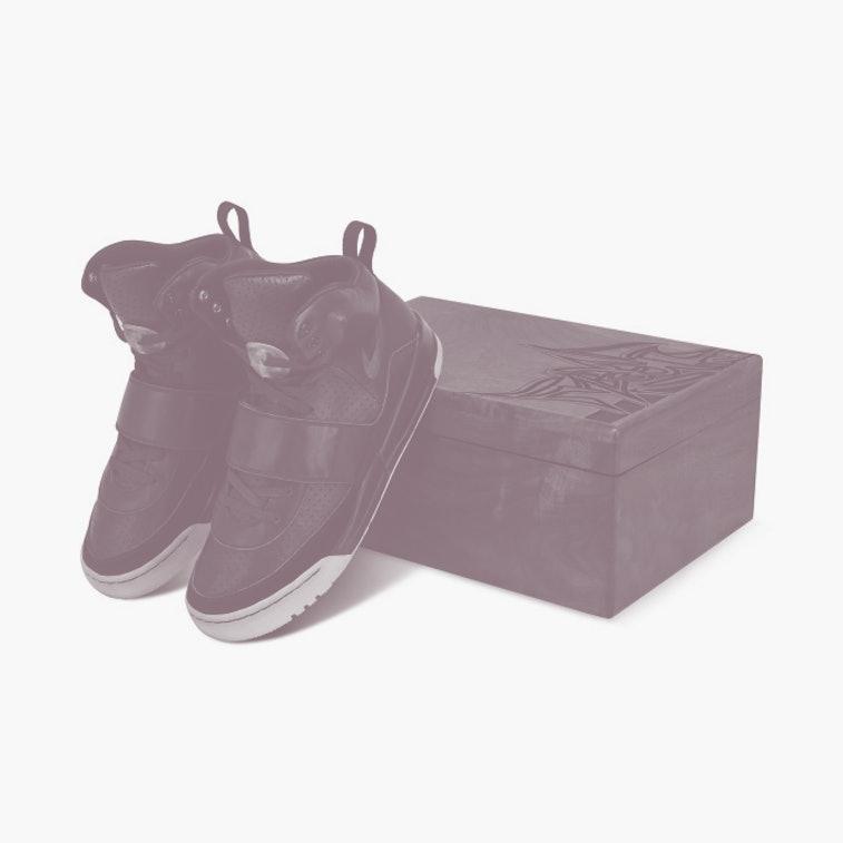 Kanye West 'Grammy Worn' Nike Air Yeezy Sample