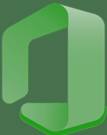 The Microsoft Office logo.
